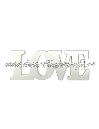 Litere decorative LOVE