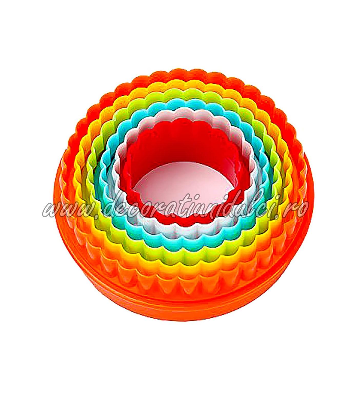 Decupatoare rotunde, cercuri