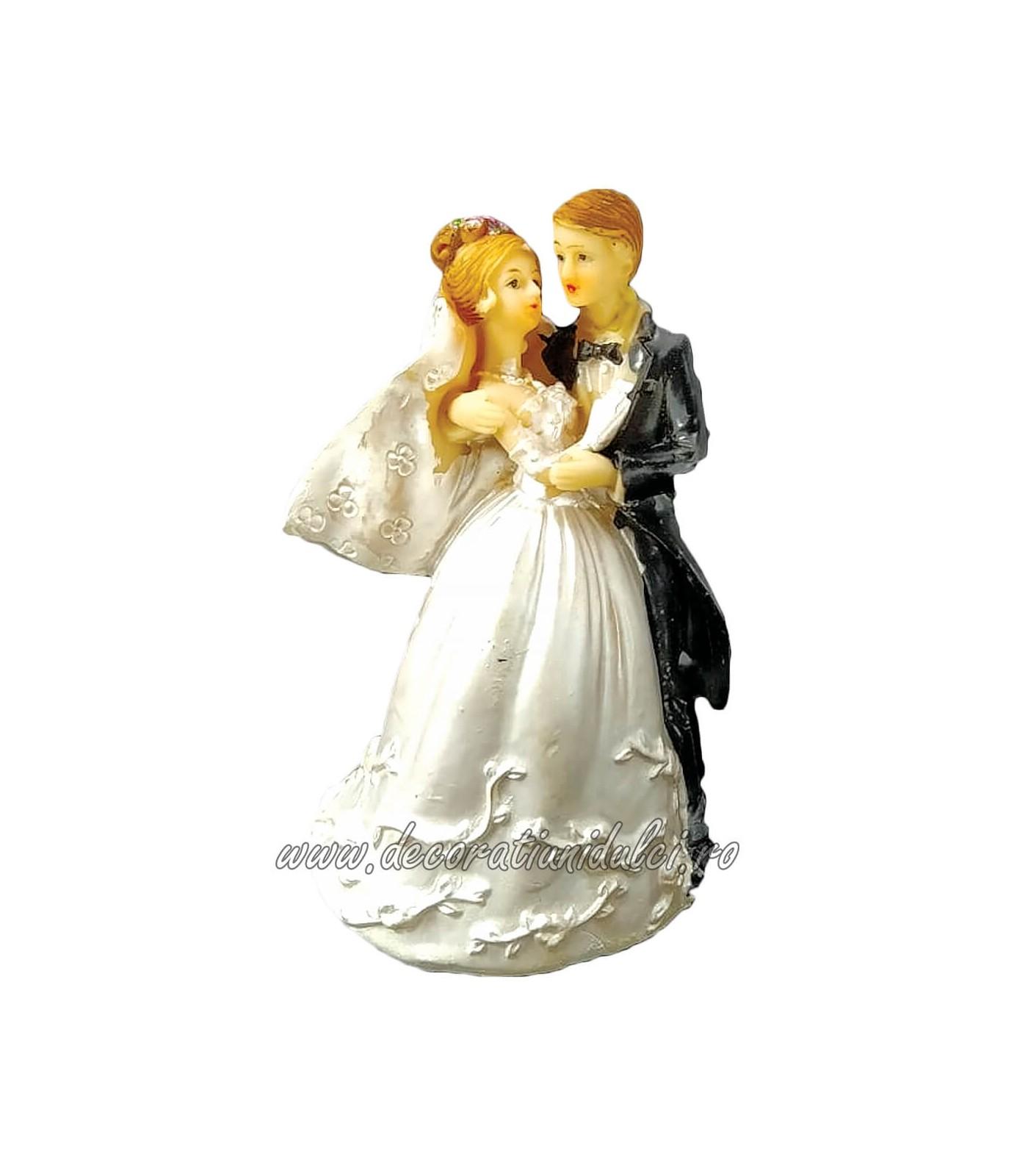 """Topper tort nunta, """"Noi Doi"""""""