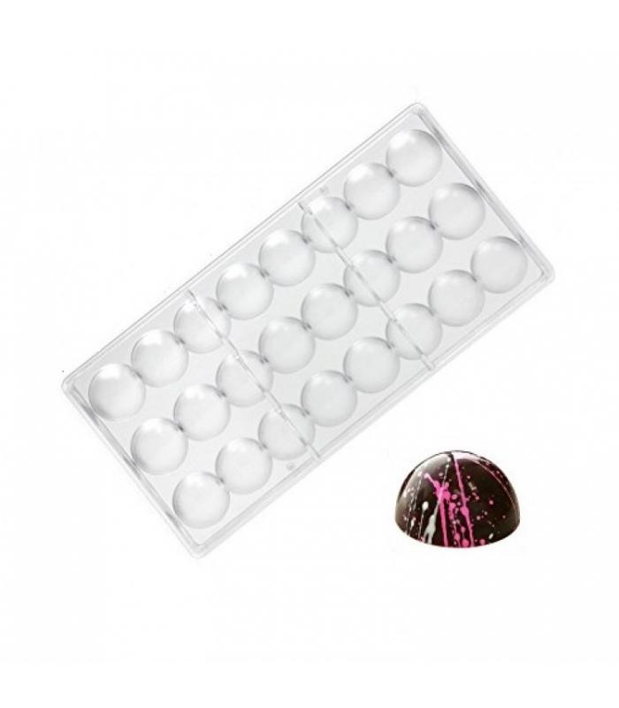 Matrita bomboane, policarbonat