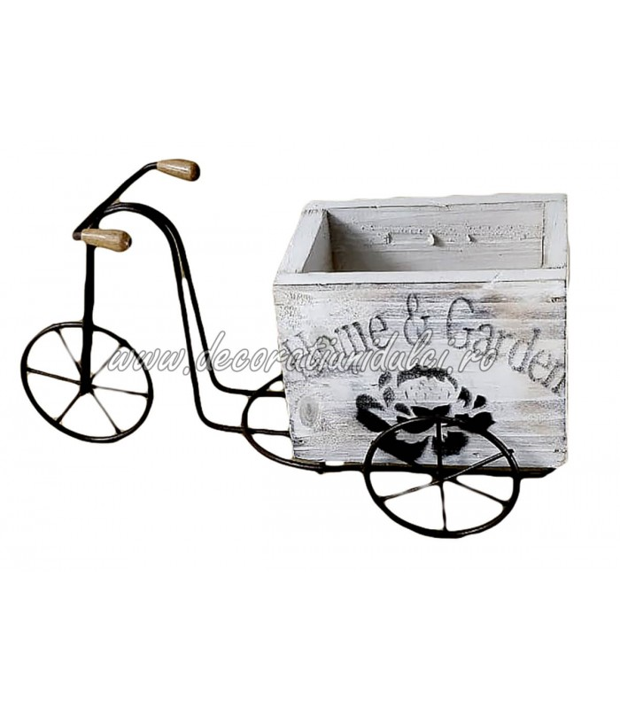 Bicicleta cosulet lemn
