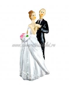Figurina tort Mire si Mireasa