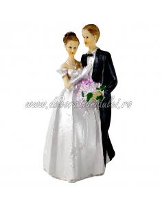 "Figurina tort nunta, ""Noi Doi"""