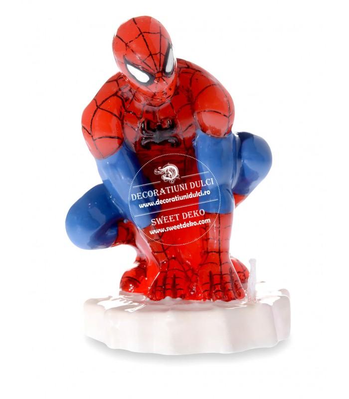 Lumanare 3D Spiderman