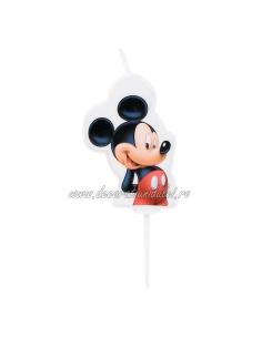 Lumanare 2D Mickey