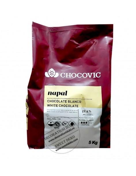 Ciocolata NAPAL Chocovic 5kg