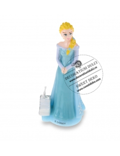 Lumanare 3D Elsa Frozen,...