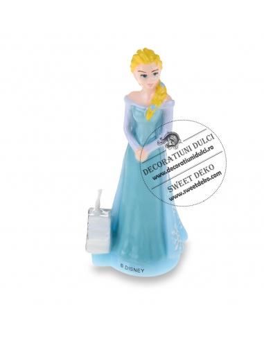 Lumanare 3D Elsa Frozen, Modecor