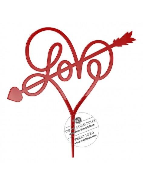 Topper Love, plexi