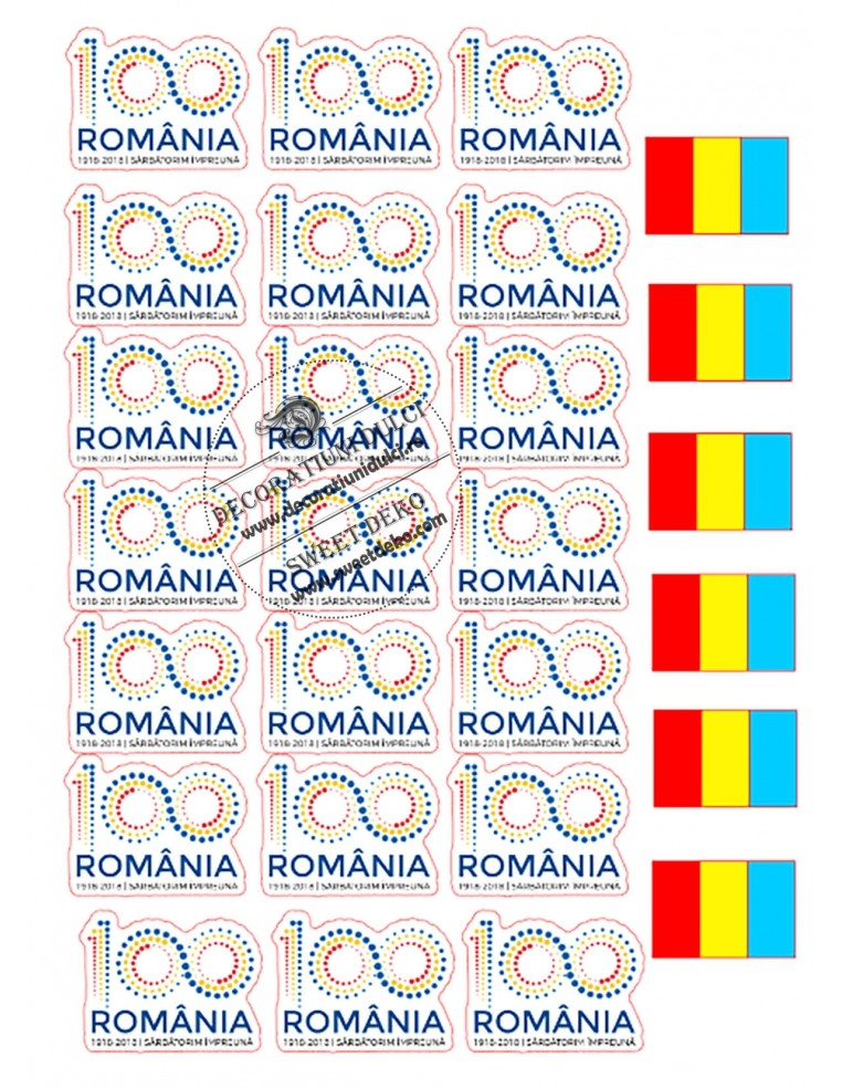 Imagine comestibila 100 Romania