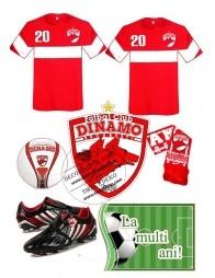 Imagine comestibila elemente Dinamo