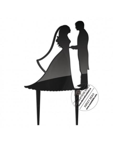 Topper nunta Mire si Mireasa