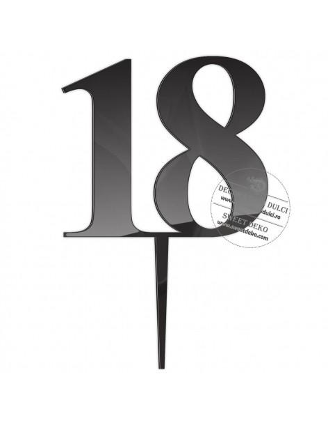 Topper tort majorat, 18 clasic