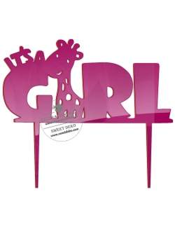 Topper plexi, It's a Girl