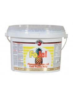Glazura gel, Ananas Fo JEL 5kg
