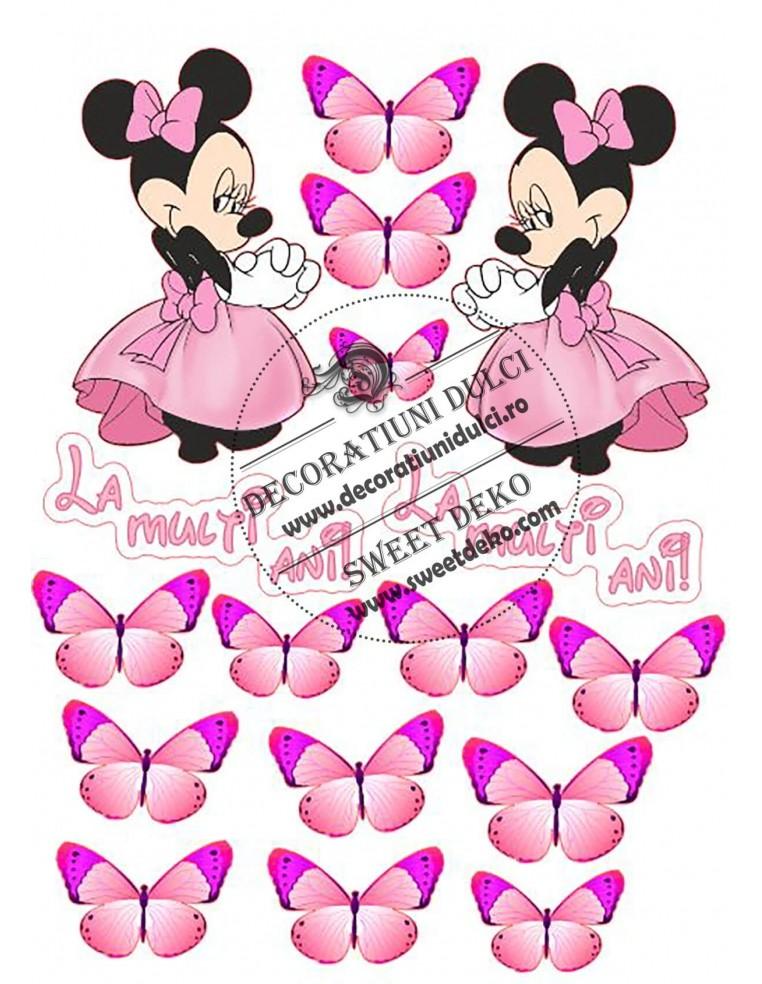 Imagine comestibila Fashion Minnie