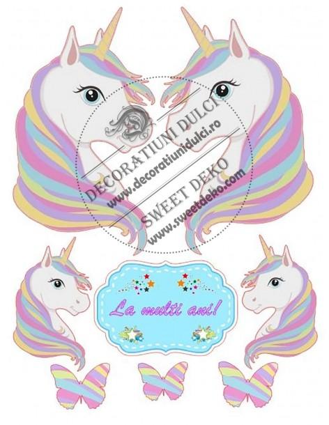 Imagine comestibila unicorn...