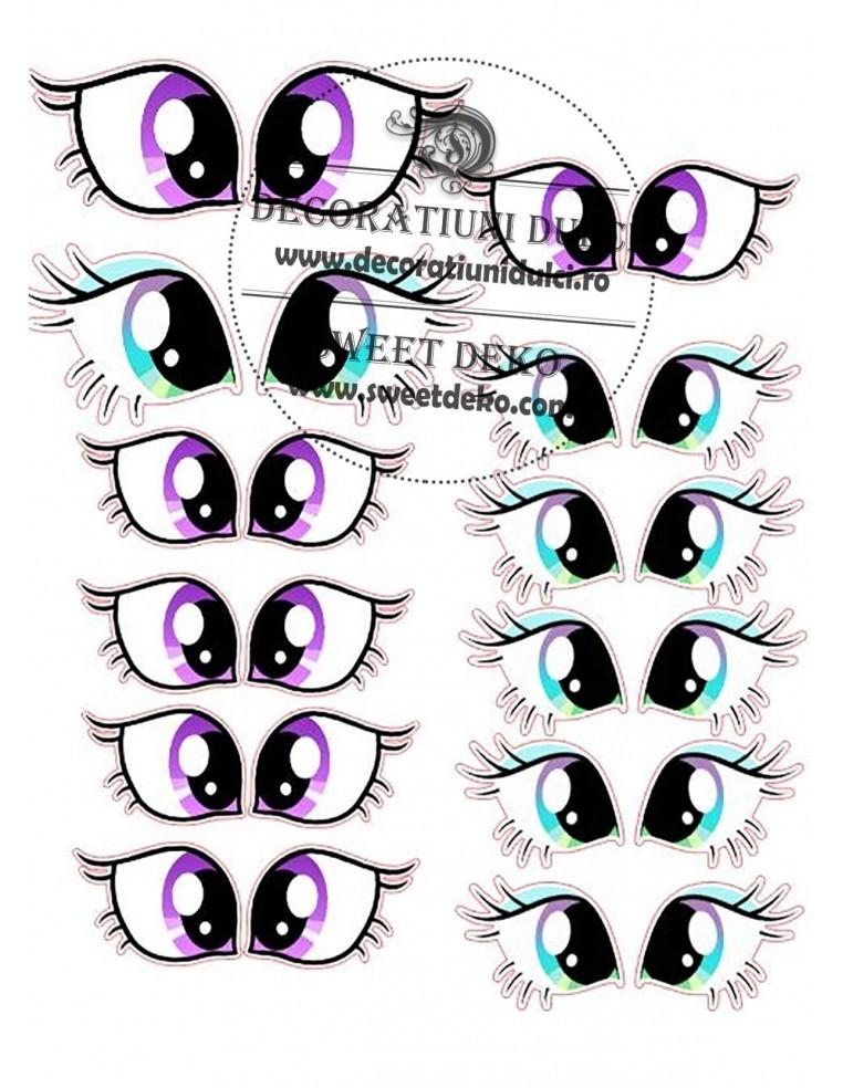 Ochi Unicorni - Micii Ponei