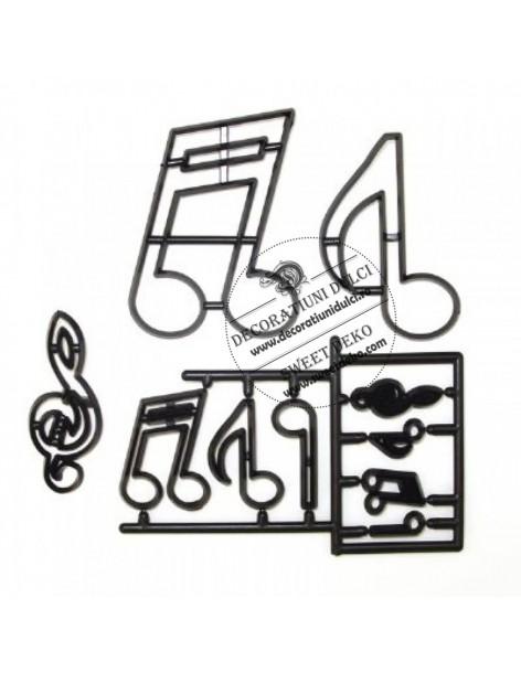 Decupatoare tema muzicala
