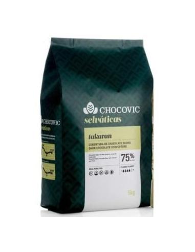 Ciocolata neagra Takaran 75%,...