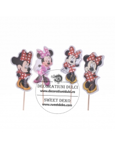 Topper din carton Minnie Mouse