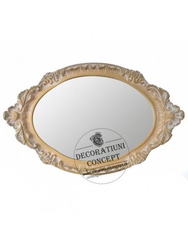 Oglinda rama Terracotta