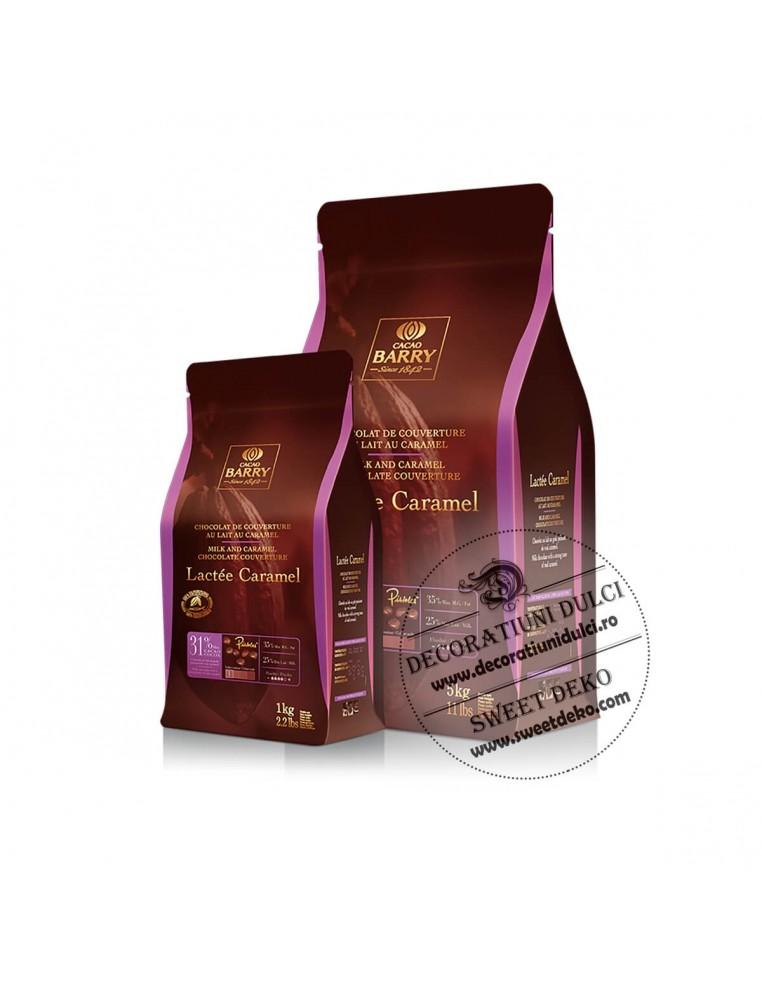Ciocolata cu Lapte, LACTEE CARAMEL...