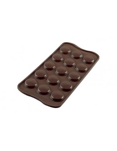 Mulaj pentru ciocolata, macarons