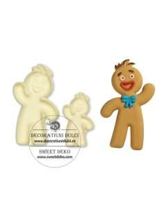 Matrita Gingerbread Man, JEM