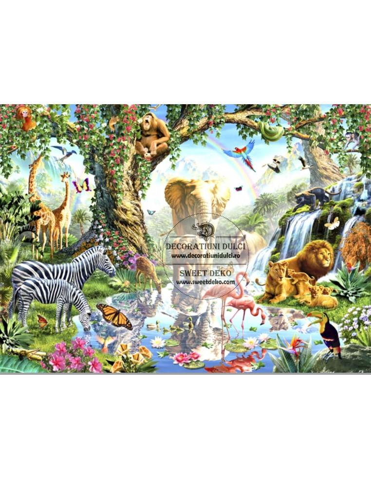 Imagine comestibila Taramul Animalelor