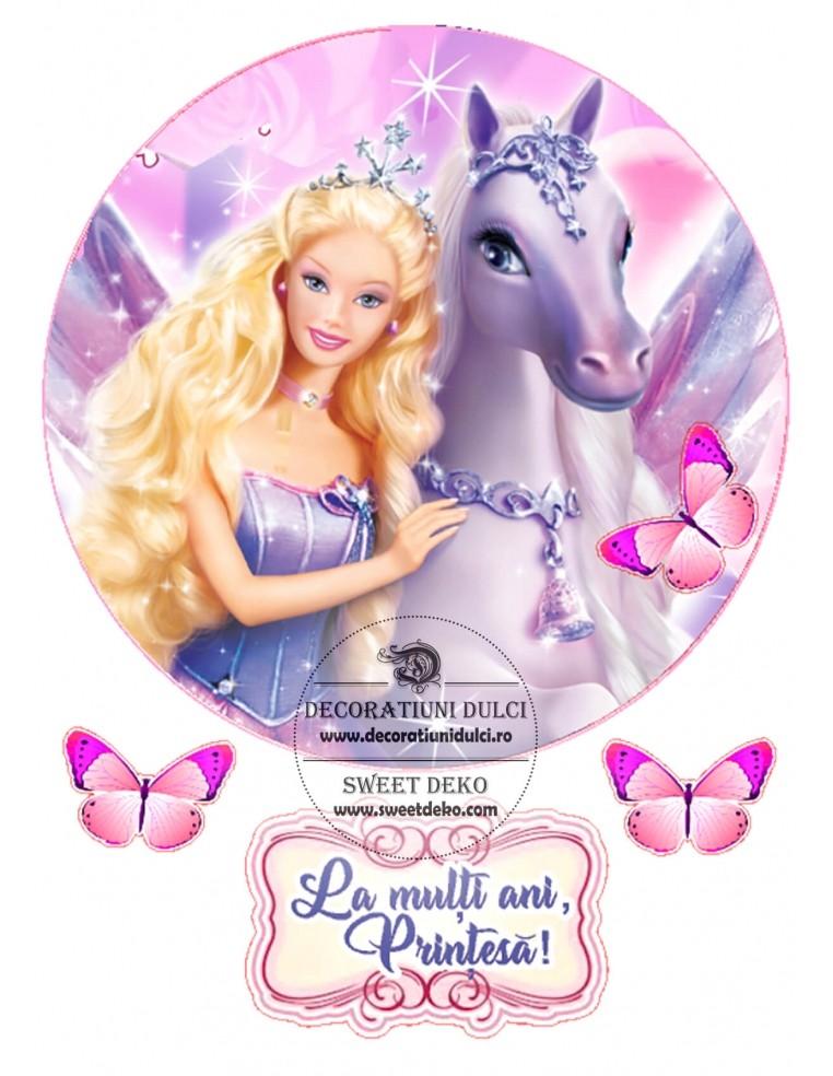Cerc, Barbie si Pegasus