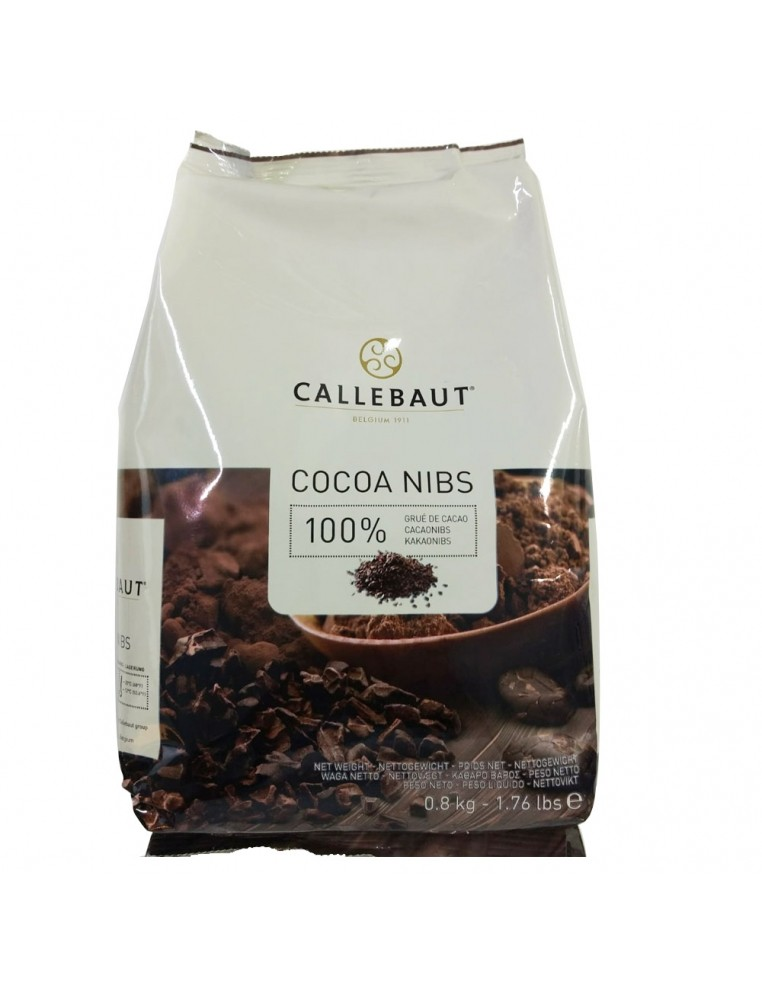 Cacao NIBS Callebaut