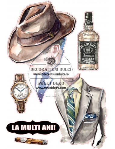 Gentlemen s Club Imagine comestibila