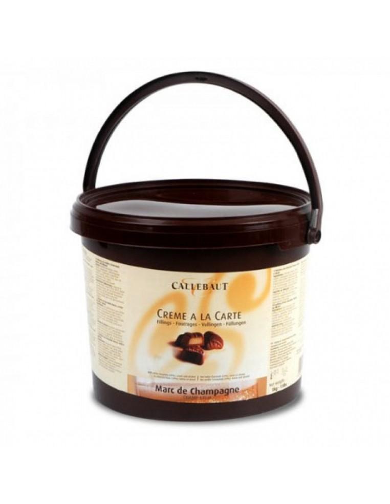 Crema ganache, Crème a La Carte Marc...