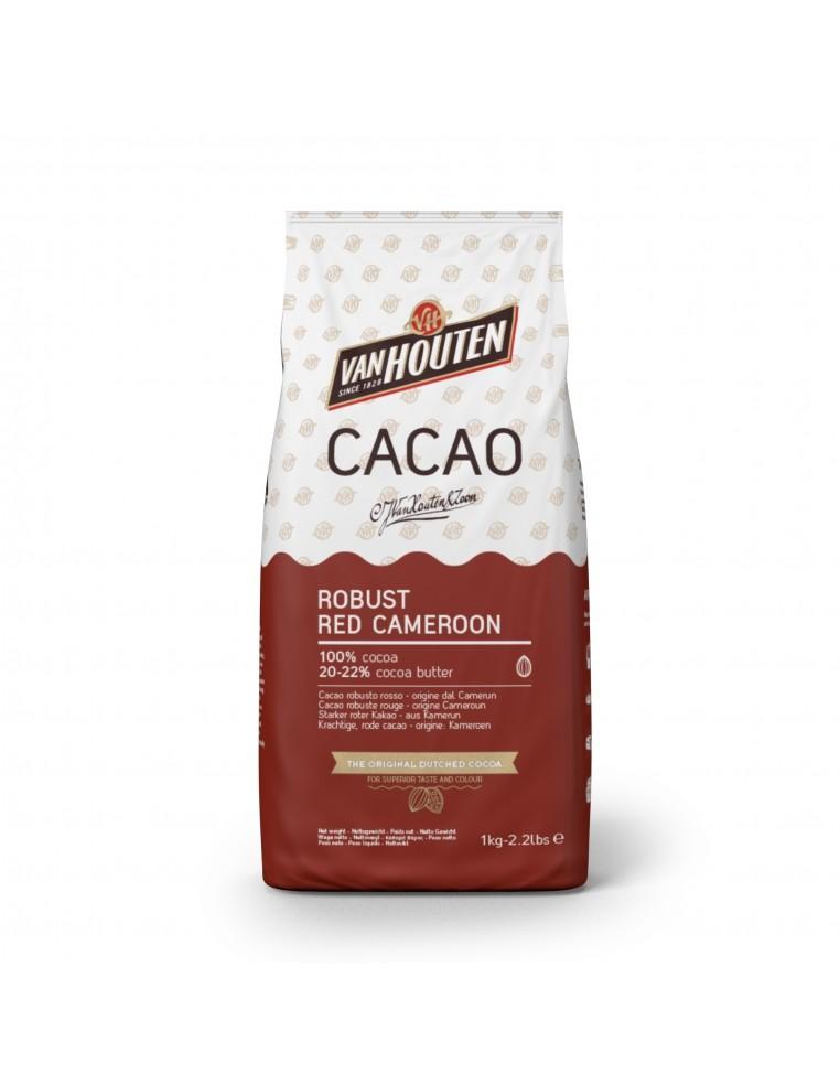 Cacao alcanizata Van Houten, RED...