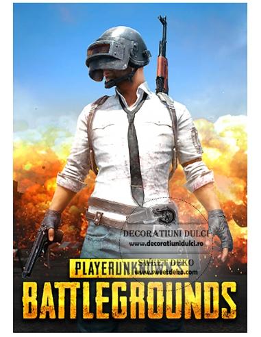 Imagine comestibila Battlegrounds