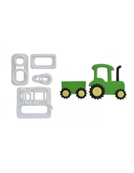 Set decupatoare tractor