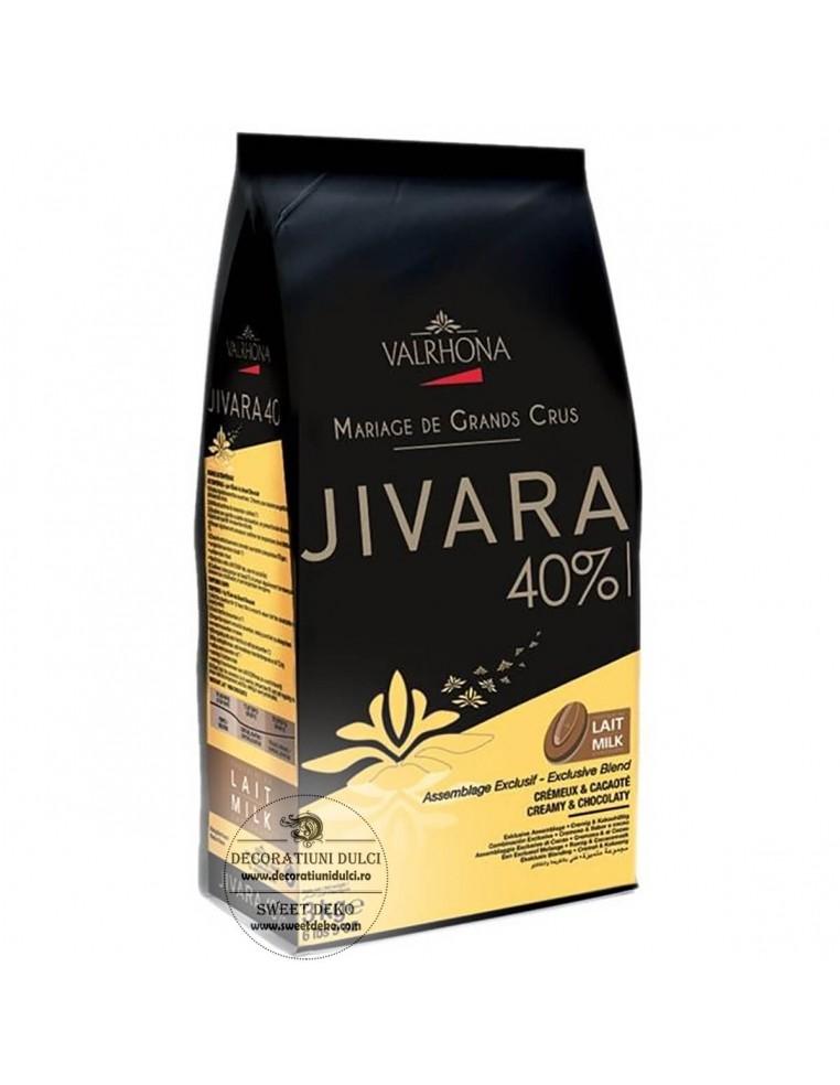 Ciocolata Pura Jivara cu lapte 40%...