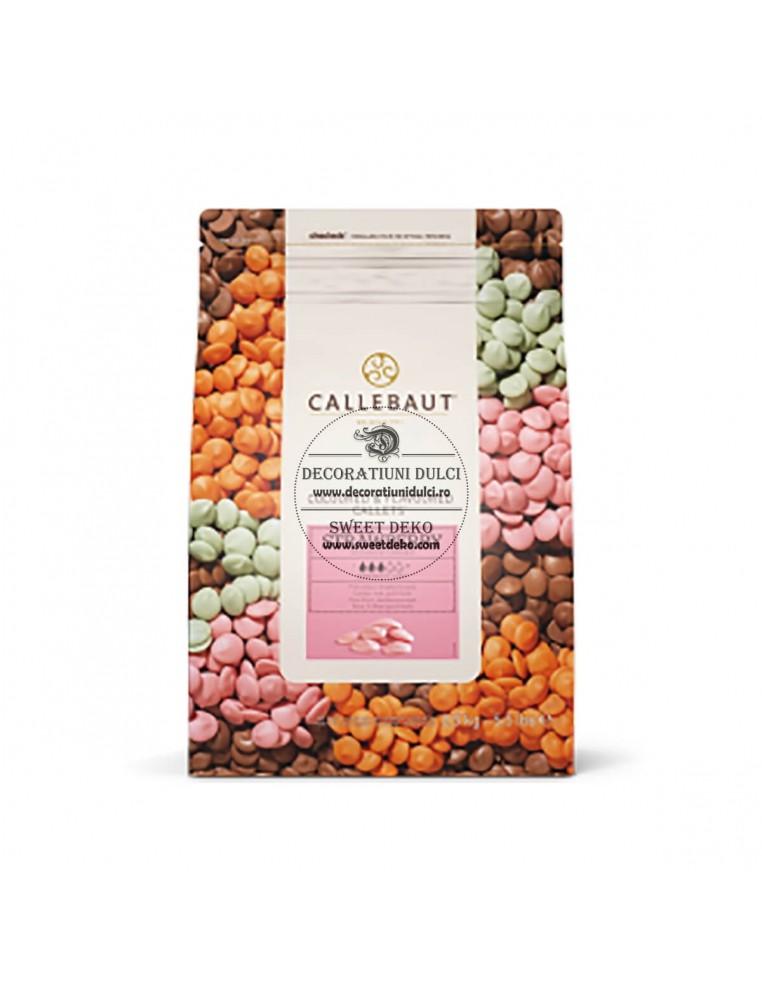 Barry Callebaut - Ciocolata alba cu...