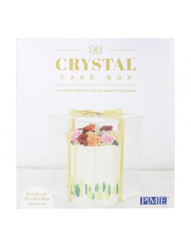 Cutie pentru torturi Cristal PME