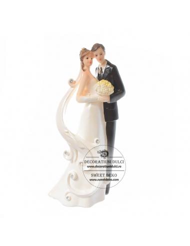 Topper tort nunta, Mire si Mireasa...
