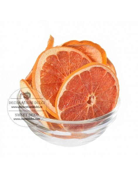 Felii de grapefruit...