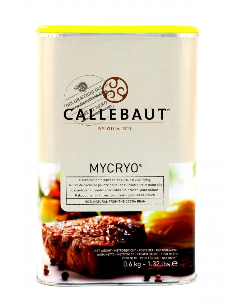 Unt de cacao Mycrio, Callebaut