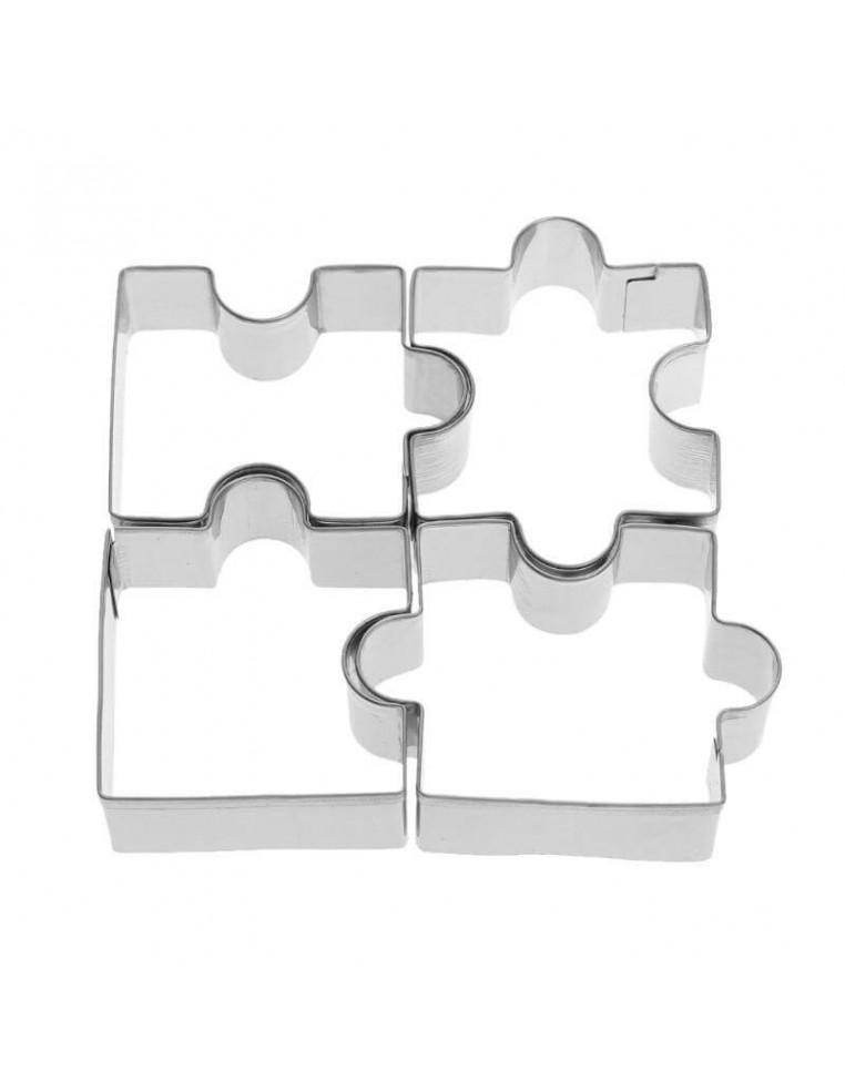 Decupatoare metalice piese puzzle...