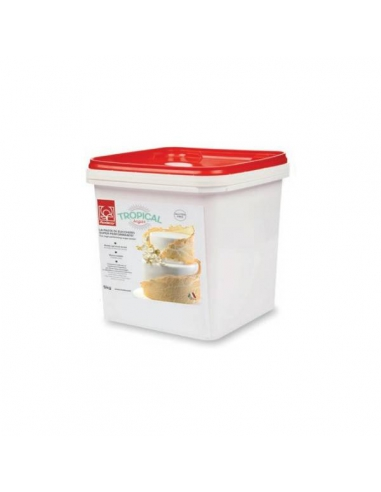 Pasta de zahar Tropical, Modecor 5kg.