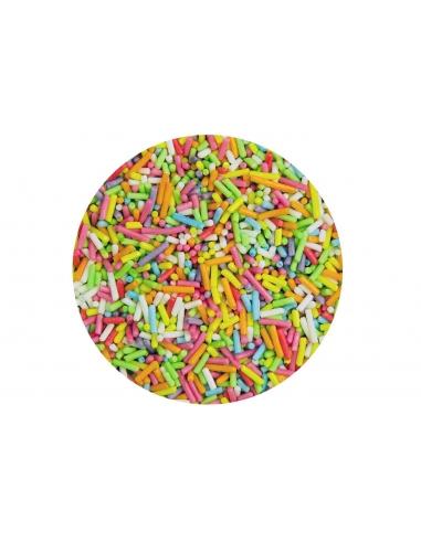 Bastonase colorate, Sugar Strands...