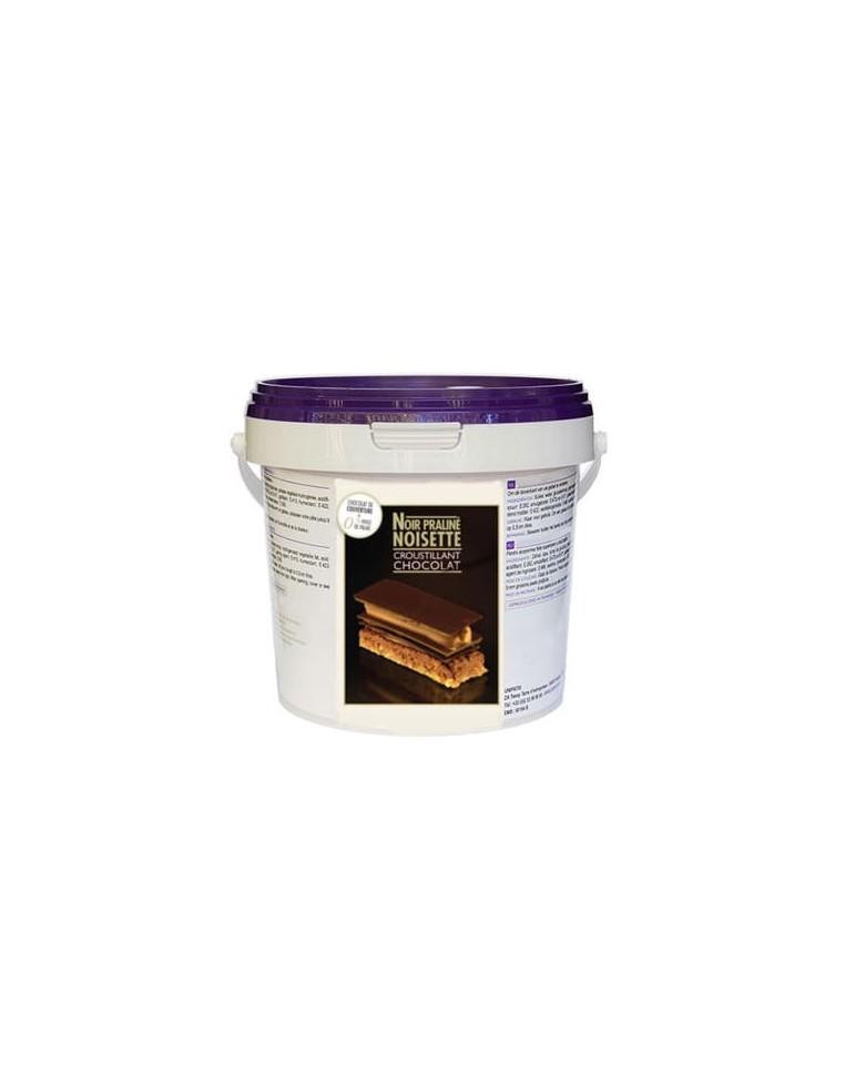 Chrunchy Ciocolata Neagra, Unipatis -...