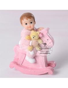 Topper tort figurina fetita...