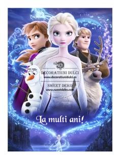Imagine Comestibila, Frozen 2