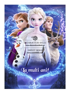 Imagine Comestibila, Frozen II